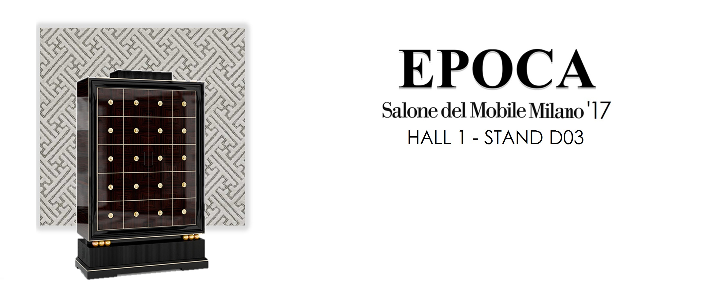 NEWS EPOCA IN SALONE MILANO
