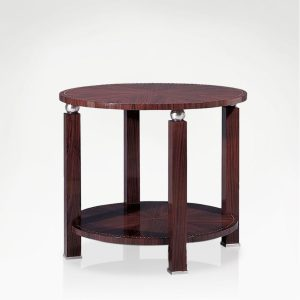 D-1109 End Table CIRCLE EPOCA
