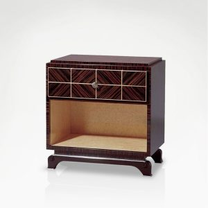 D-1122 Bedside Table MAKASSAR EPOCA