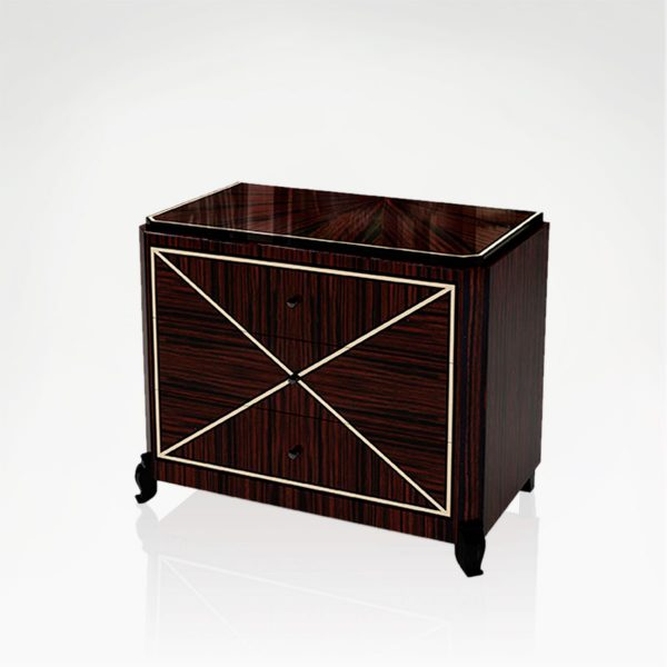E-1002 Bedside Table GIOCONDA EPOCA