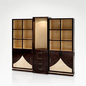 E-1017 Bookcase STAR EPOCA