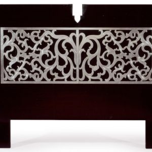 Headboard MARRAKECH Silver 160cm