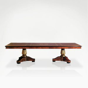 M-1049 Dining Table WINTER PALACE 3m EPOCA