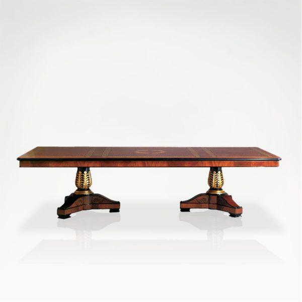 M-1049 Dining Table WINTER PALACE 3m EPOCA