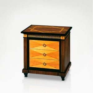M-1095 Bedside Table ORQUIDEA EPOCA