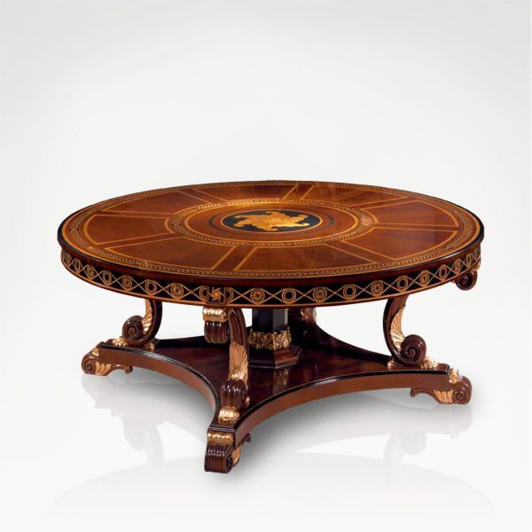 M-1157 Dining Table GRAND-PALACE Round EPOCA