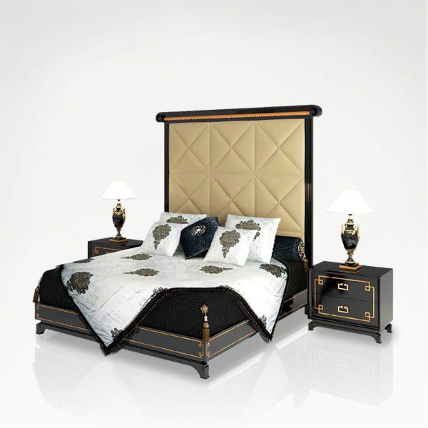 M-1160 Bed GALATEA 190x180cm EPOCA