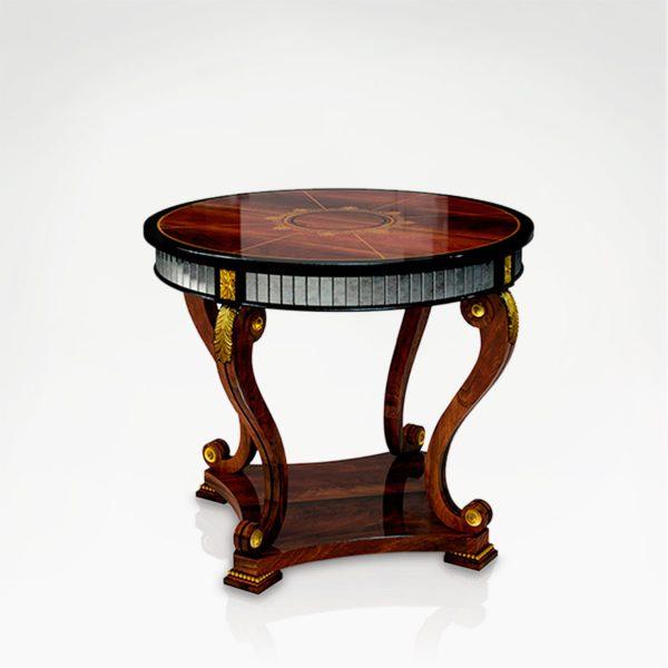 M-1190 End Table EMPERADOR EPOCA