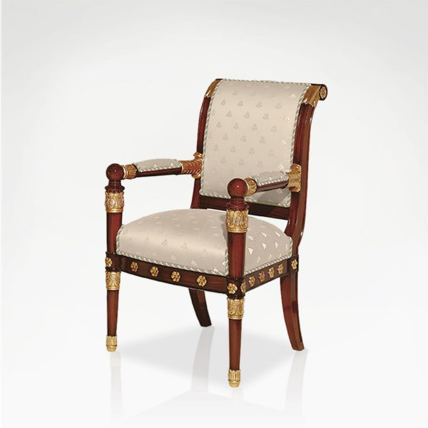 M-2041 Armchair RUSSIAN EMPIRE EPOCA
