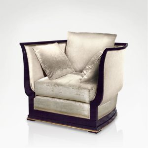 M-2085 Armchair NAVARIN EPOCA